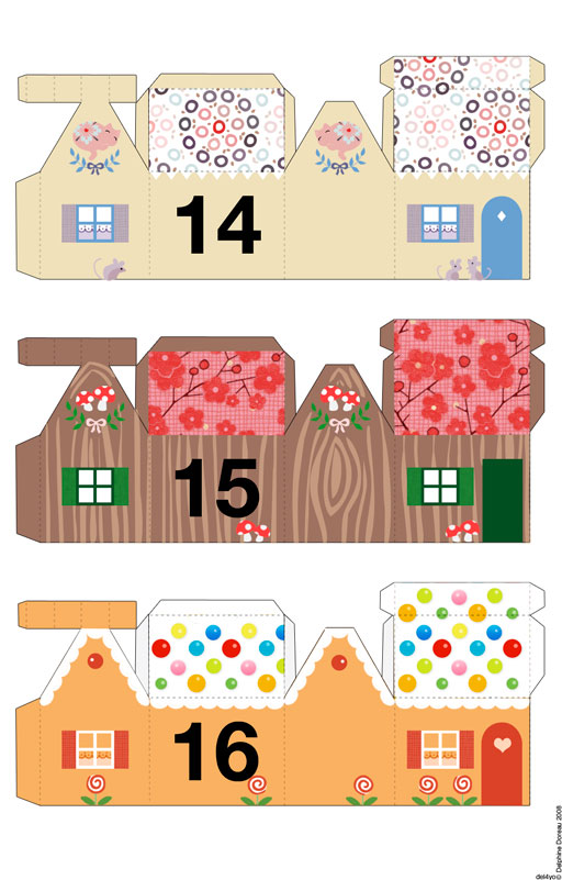 Tambouille papier for Village craft container home