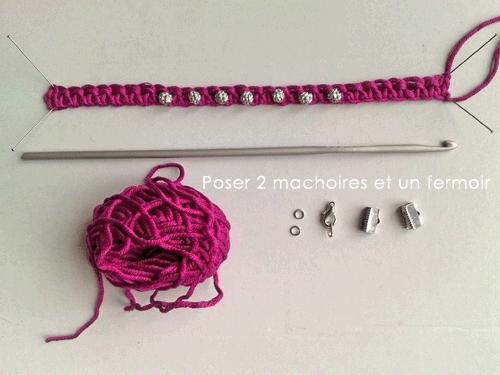 Tambouille Bracelet B7 Tuto